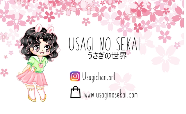 USAG NO SEKA sagichan.ar www.usaginosekai.com