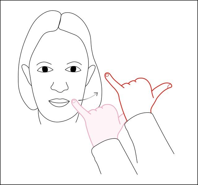 les couleurs langue des signes fran u00e7aise