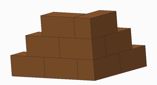 conception d 39 un embo tement de coffrage pour construction d 39 un mur en terre coul e atelier de. Black Bedroom Furniture Sets. Home Design Ideas