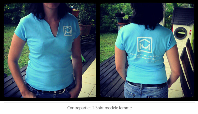 T-Shirt Escapade Carbet