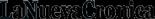 Logo la nueva crónica