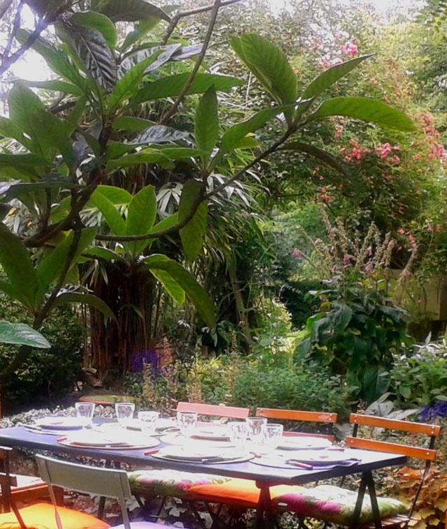 Le jardin du revers ulule - Jardin contemporain athis de l orne nantes ...