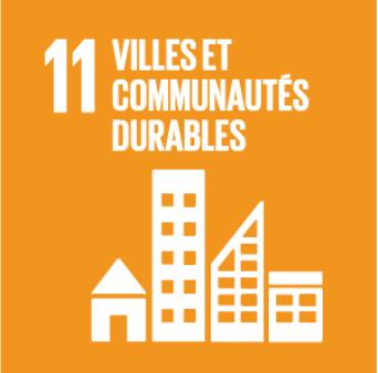 Object de développement durable de l'ONU numéro 11 : Villes et communautés durables