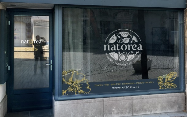 nat natorea TISANES BIEN- FORMATIONS ATELIERS-BALADES THES WWW.NATOREA.BE