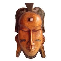 Masque Ivoirien Baoulé