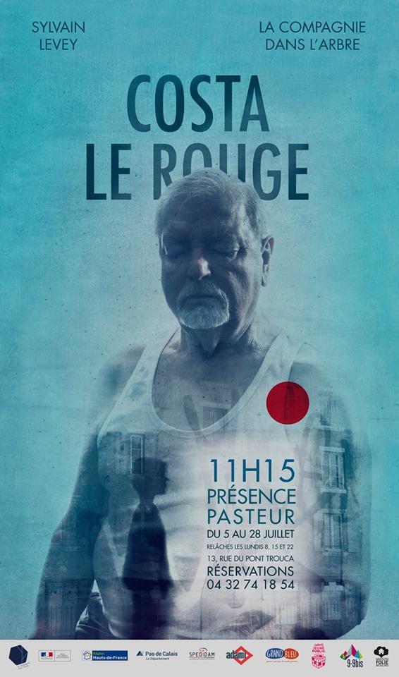 affiche du spectacle - Crédit Jeanne Roualet