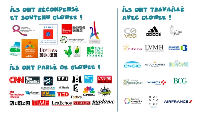ONT RECOMPENSE iLs ONT TRAVAILLE ET SOUTENV AVec ADEME INNOVATORS LA DE VIE UNDER35 CO MY LITTLE vea adidas PARIS eit InnoEnergy Forbes CLEAN LVMH Bouygues EXPO 2017 citeos Immobilier TECH ECORISMO 3OUNDER30 OPEN eBPa F FRA R A N c E NGie ACCOR HOTELS ONT PARLE DE SIMONE New FRANCE L'USINE Scientist NOUVELLE PERRIERJJOUET BCG LABIOTECHe Mlionde MIT laddyness Technology BUSINESS TED CNBC Review Forbes H P france WIRED TIME SCIENCEAVIE madame congres Les sEchos AIRFRANCE T H