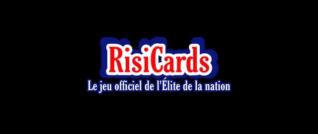 RisiCards Lejeu officiel de I'Elite de la nation