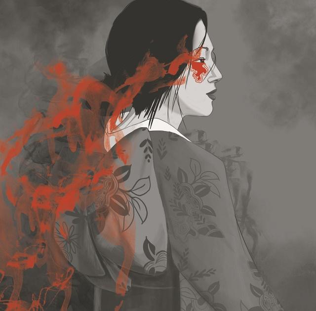 Rencontrez la belle Oiwa, célèbre esprit vengeur onryō (illustration : Ana Diener)