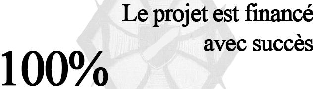 Le projet est finance avec succes 00%
