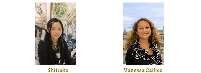 vanessa callico - shiitake - crowdfunding ulule