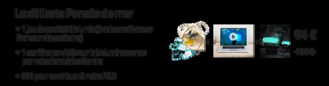 La delicate Pensee de mer jeu de societe Biolumia (livraison offerte en France metropolitaine 94 a conference video sur la bioluminescence par notre fondatrice Sandra pour contribuer notre R&D