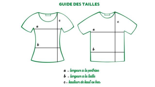 9c3362e3680e Pour vous aider à choisir la bonne taille !
