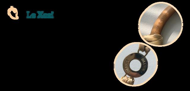 Le Xoai Quelques informations pratiques a son sujet Largeur : 30cm Hauteur 25cm Profondeur : 7.5cm Diametre Anses 12cm Bandouliere l10cm On craque pour ses details dores, ses anses en rotin toutes douces et sa bandouliere amovible