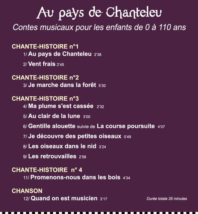 Au pays de Chanteleu