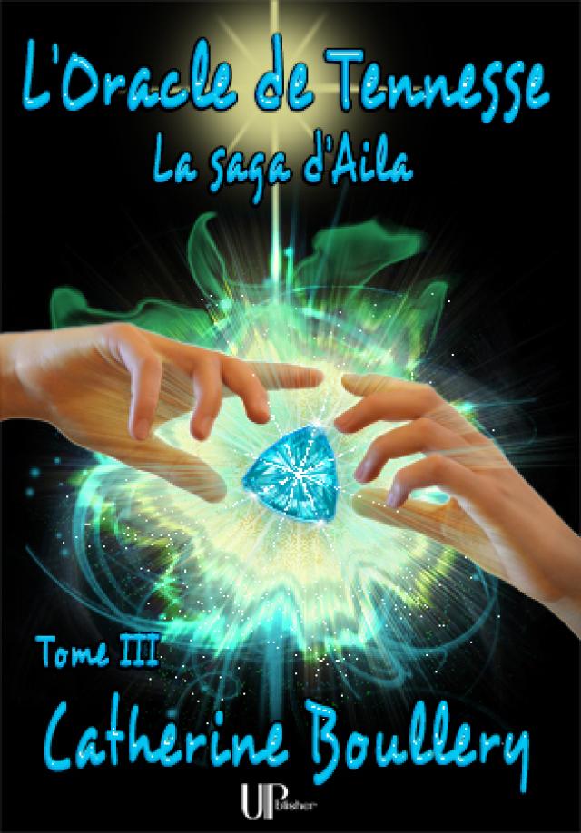 La couverture de fantasy de L'Oracle de Tennesse