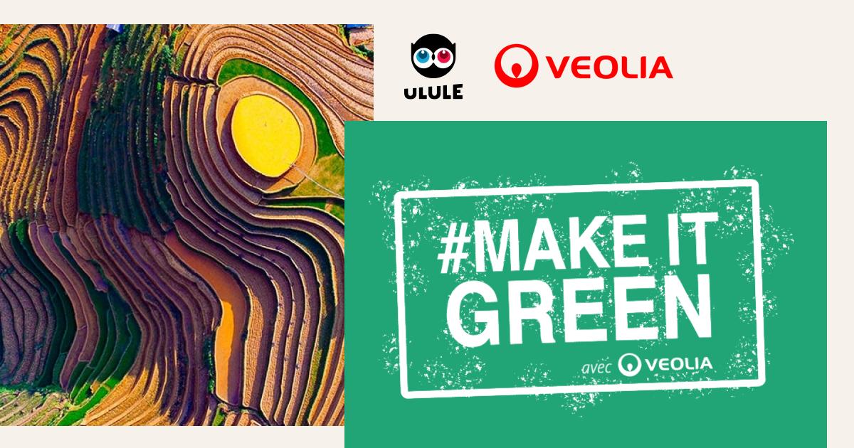 #MakeitGreen : ensemble, agissons pour la planète