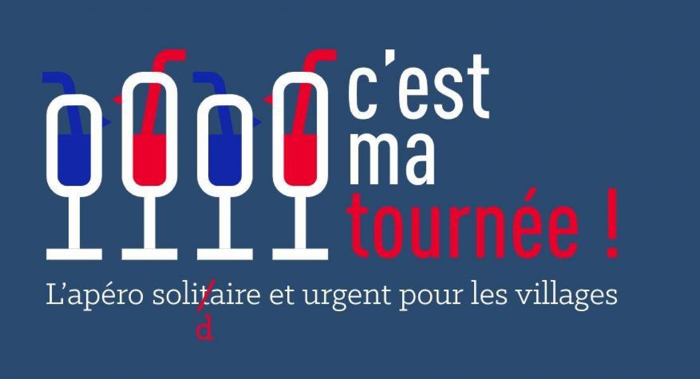 Opération #CestMaTournée!
