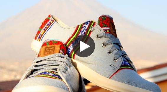 Perús, la marca de zapatillas artesanas que multiplicó por 5 sus pedidos