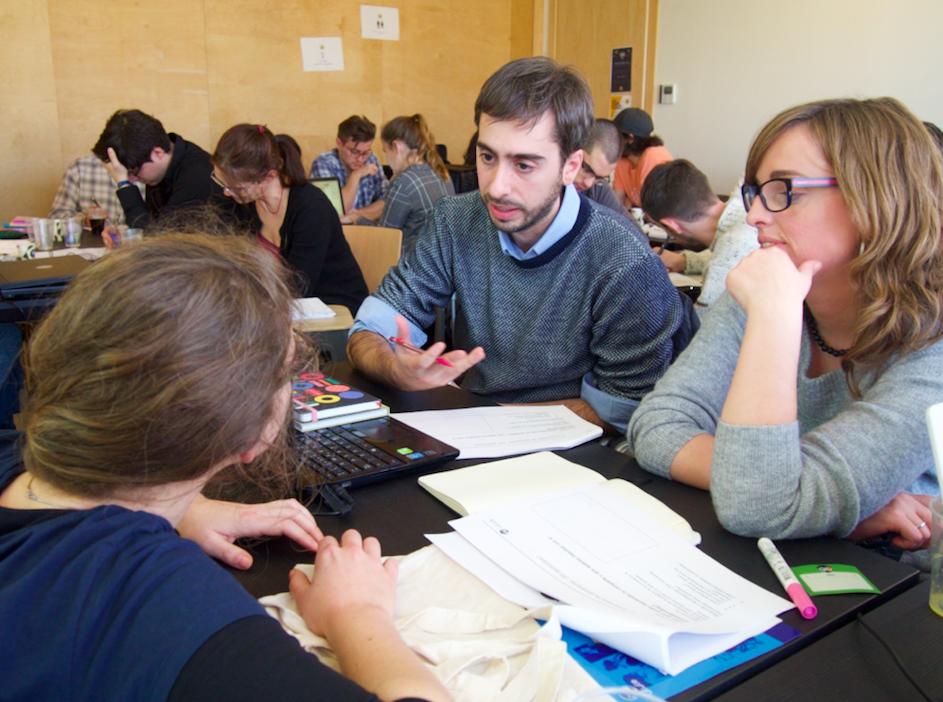 Hackathon #LetsDoIt, 8 horas de formación intensiva sobre crowdfunding