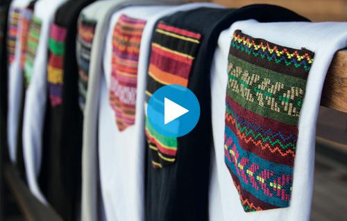 Mazz, camisetas únicas, sostenibles y comprometidas