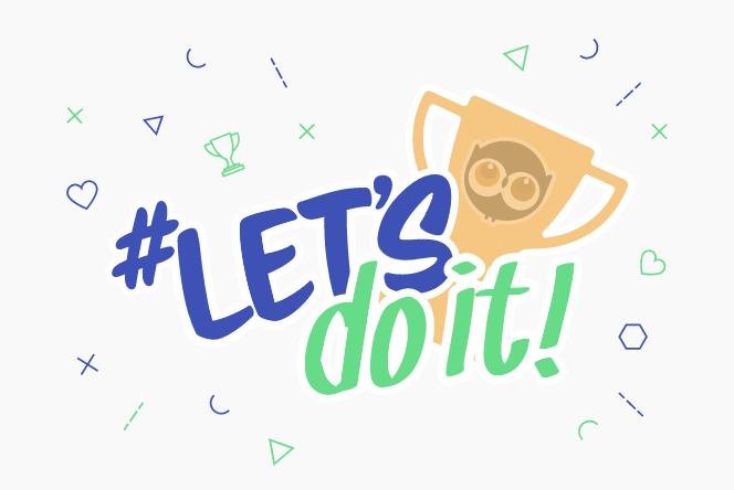 Últimos días para participar en el reto #LetsDoIt