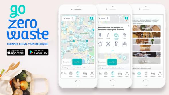 Go Zero Waste App: El mejor residuo es el que no se genera