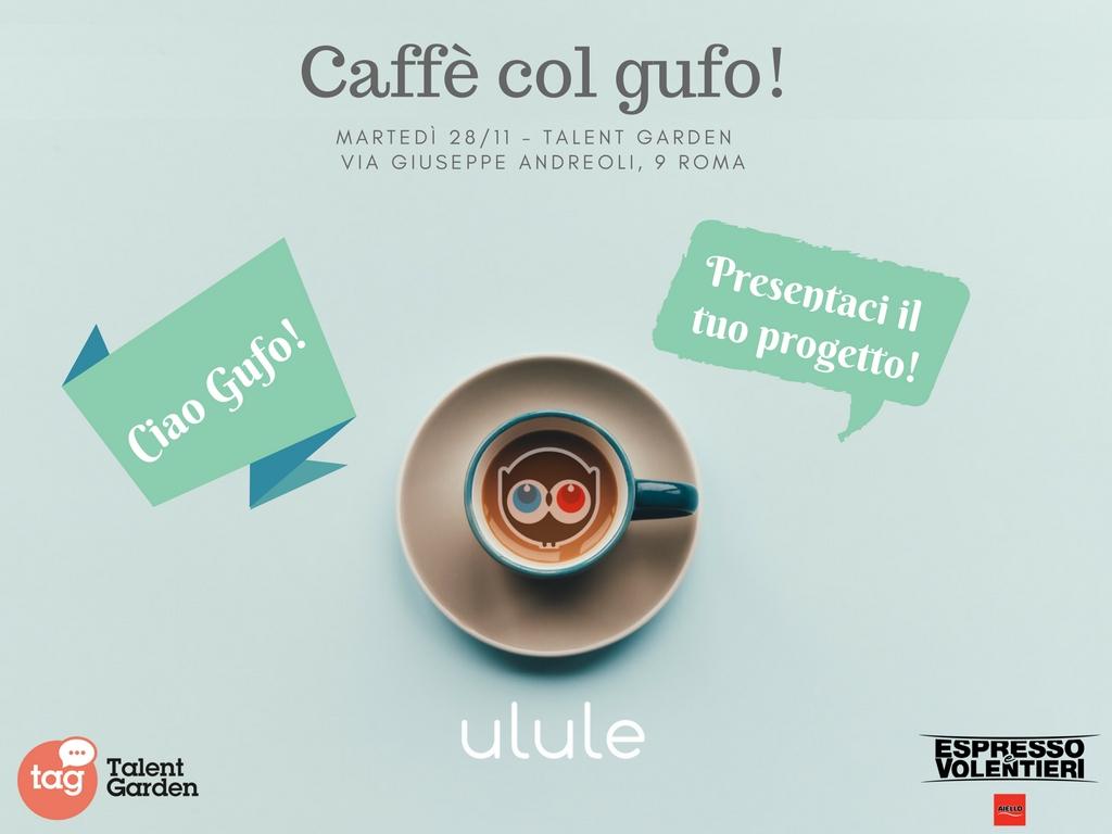 Workshop e Caffè & Cornetto