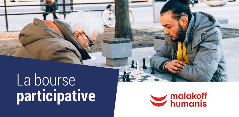 La bourse participative de Malakoff Humanis