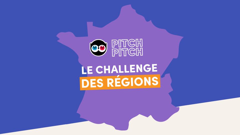 Le Challenge des Régions pour déconfiner vos idées