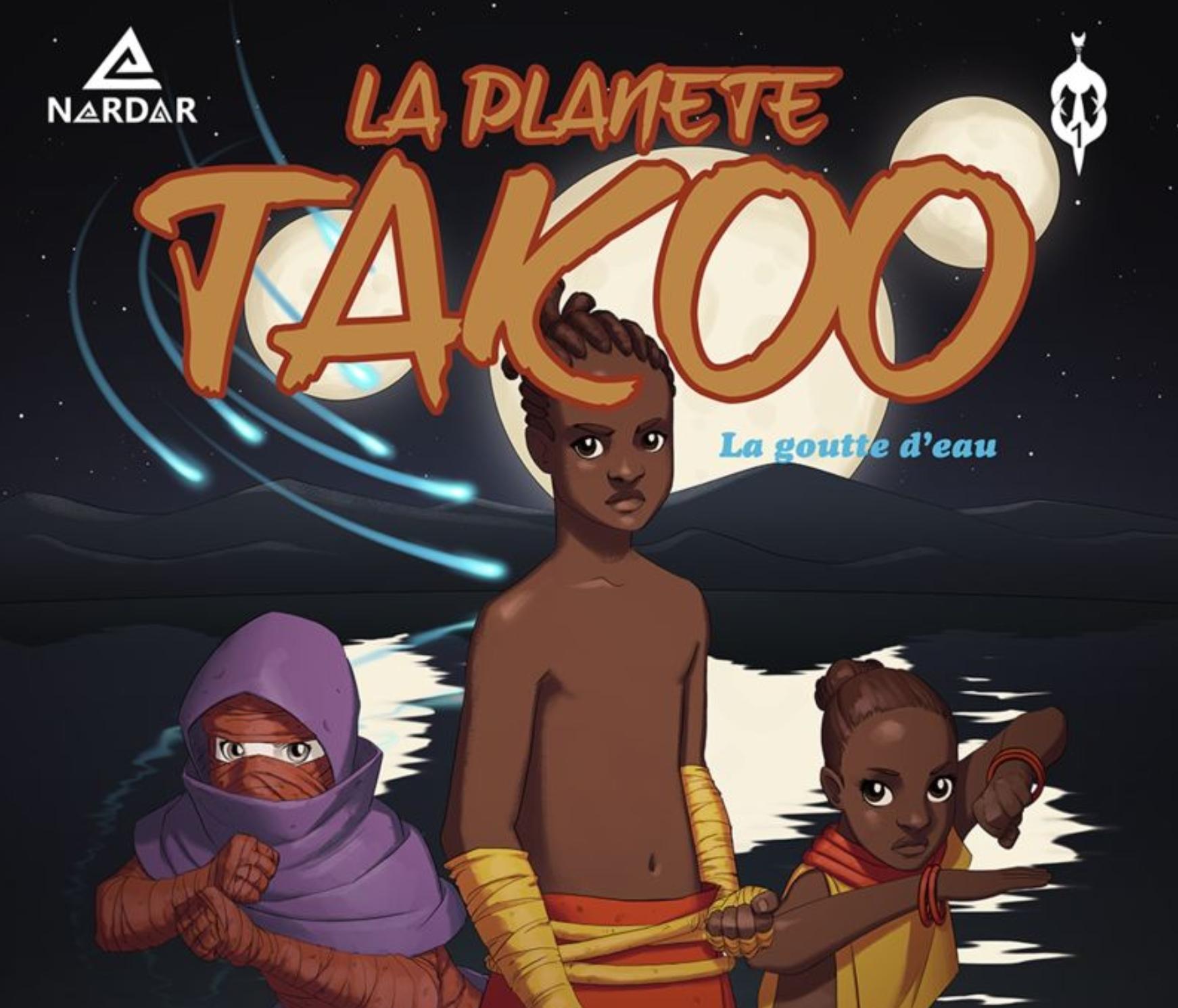 La Planète Takoo Soutenir mon projet Ulule