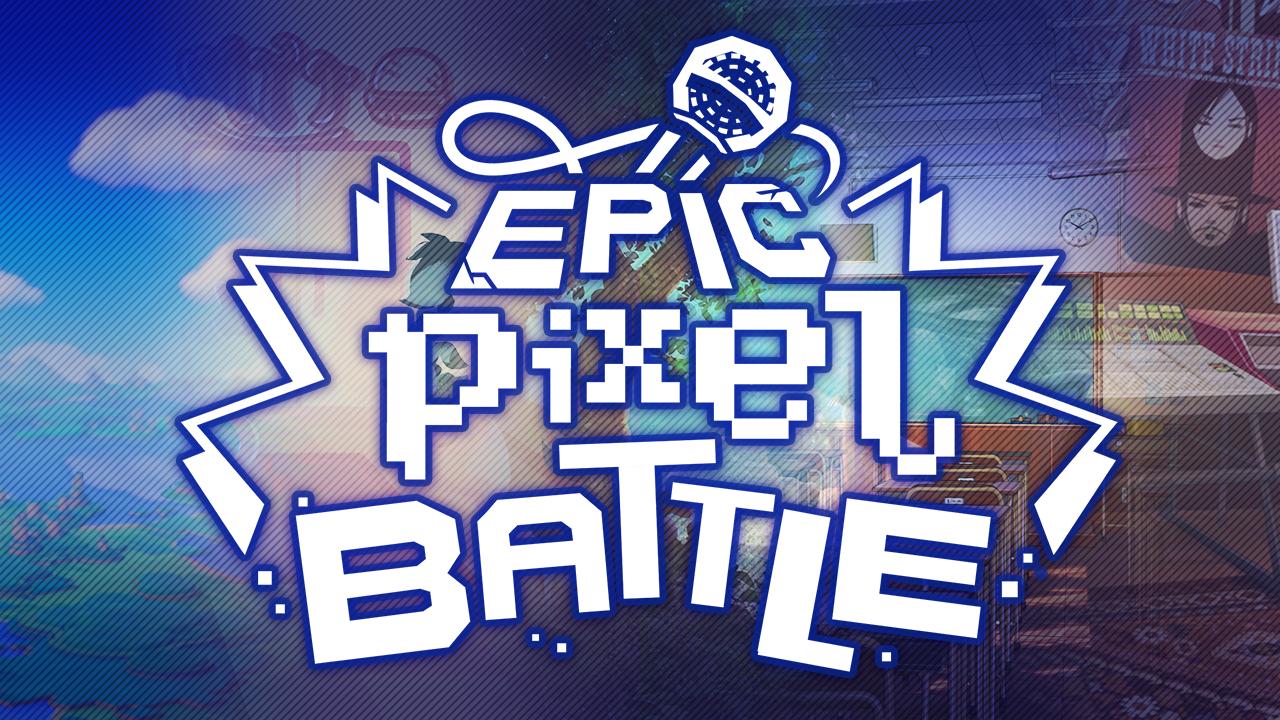 Epic Pixel Battle Soutenir mon projet Ulule